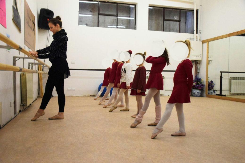 Corso di propedeutica alla danza
